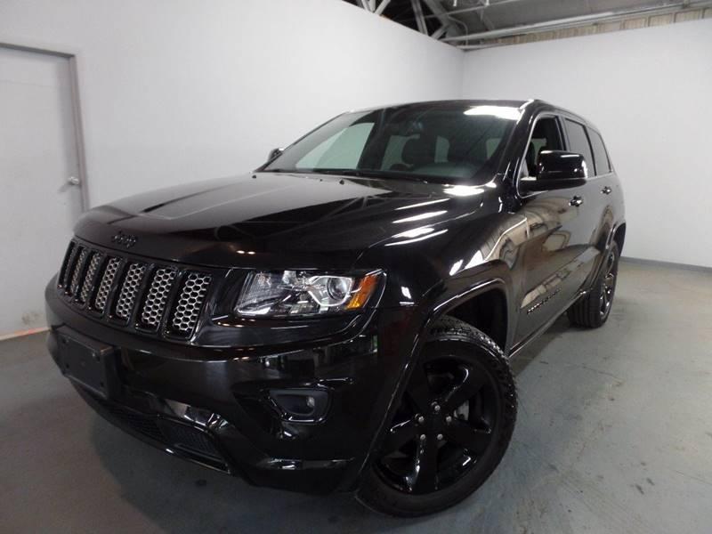 2015 Jeep Grand Cherokee Altitude 4x4 4dr SUV