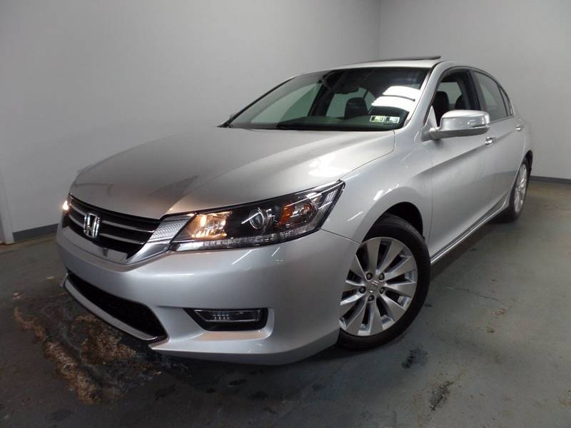 2013 Honda Accord EX L 4dr Sedan