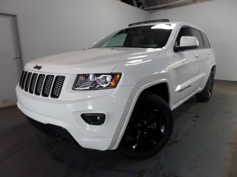 2015 Jeep Grand Cherokee Altitude 4x4 4dr SUV