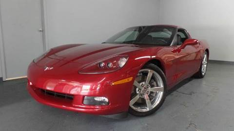 2009 Chevrolet Corvette for sale in Wadsworth, OH