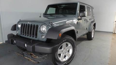 2014 Jeep Wrangler Unlimited for sale in Wadsworth, OH