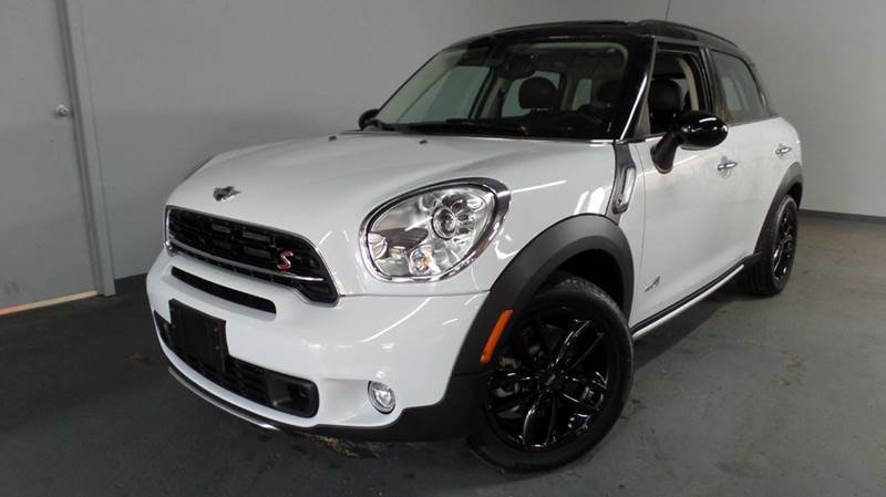 2016 Mini Countryman Cooper S All4 Awd 4dr Crossover For Sale At