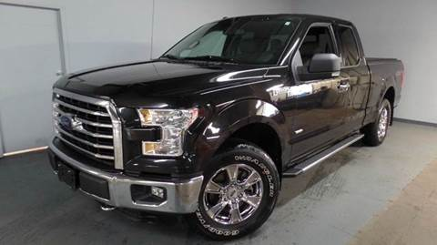 2015 Ford F-150 for sale in Wadsworth, OH