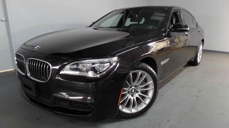 2014 BMW 7 Series 750Li xDrive AWD 4dr Sedan