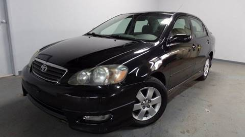 2005 Toyota Corolla for sale in Wadsworth, OH