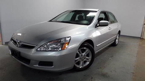 2007 Honda Accord for sale in Wadsworth, OH