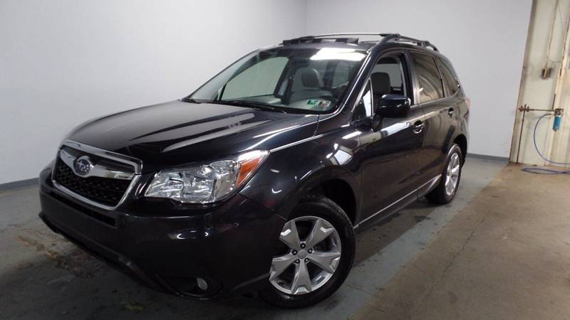 2014 subaru forester limited awd 4dr wagon for sale at axelrod auto outlet view other. Black Bedroom Furniture Sets. Home Design Ideas