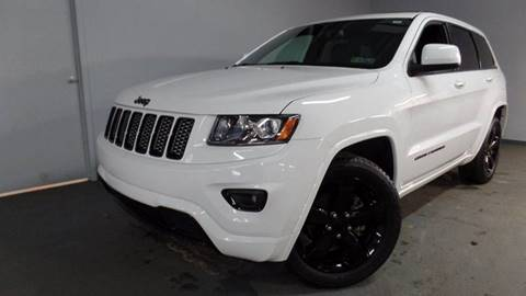 2015 Jeep Grand Cherokee for sale in Wadsworth, OH