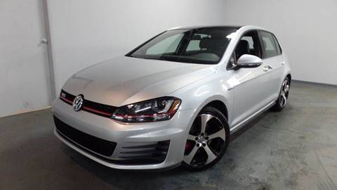 2015 Volkswagen Golf GTI for sale in Wadsworth, OH