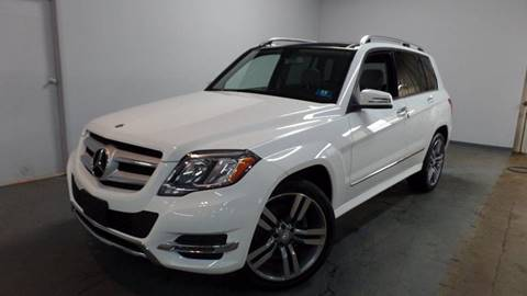2014 Mercedes-Benz GLK for sale in Wadsworth, OH