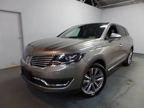 2016 Lincoln MKX for sale in Wadsworth, OH