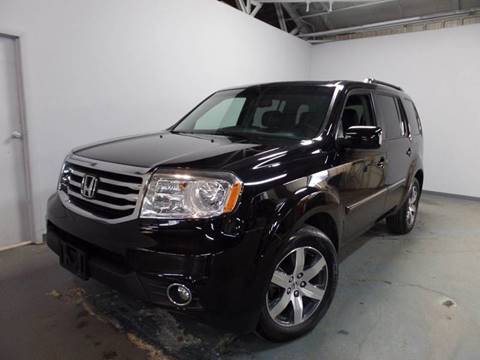 2012 Honda Pilot for sale in Wadsworth, OH