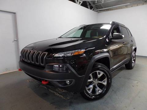 2014 Jeep Cherokee for sale in Wadsworth, OH