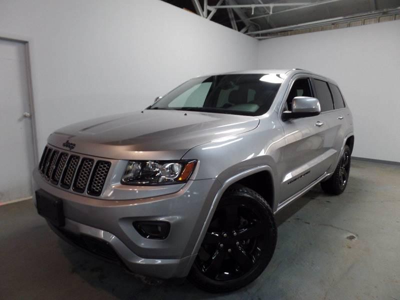 2014 Jeep Grand Cherokee Altitude 4x4 4dr SUV
