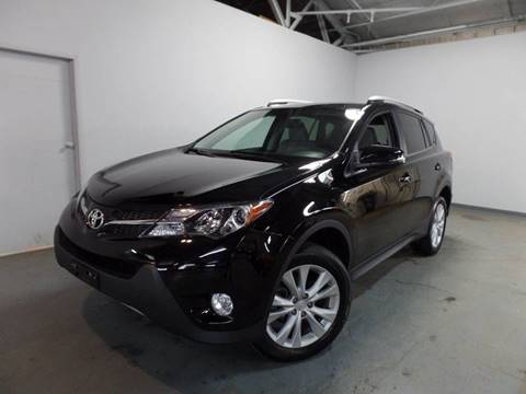 2015 Toyota RAV4 for sale in Wadsworth, OH