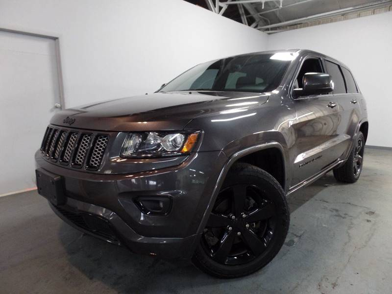 2015 Jeep Grand Cherokee Altitude 4x4 4dr SUV  For sale at
