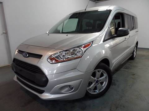 2016 Ford Transit Connect Wagon for sale in Wadsworth, OH