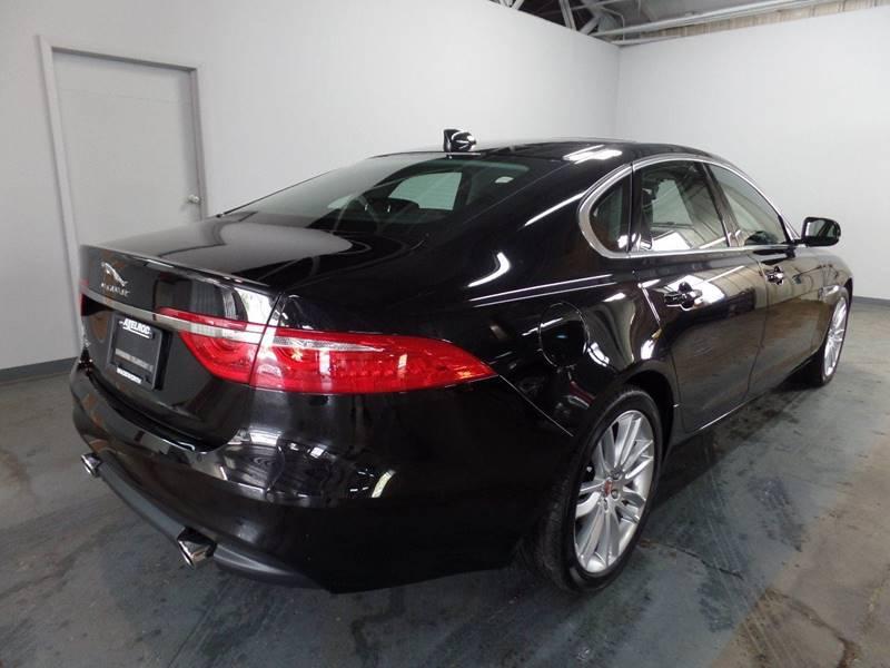 2016 Jaguar XF 35t Prestige AWD 4dr Sedan   For sale at ...