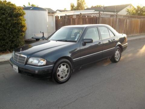 1996 Mercedes-Benz C-Class for sale at Top Notch Auto Sales in San Jose CA