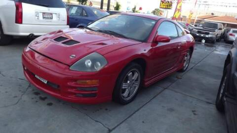 2000 Mitsubishi Eclipse for sale at Top Notch Auto Sales in San Jose CA