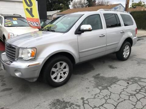 2007 Chrysler Aspen for sale at Top Notch Auto Sales in San Jose CA