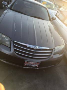 2004 Chrysler Crossfire for sale at Top Notch Auto Sales in San Jose CA