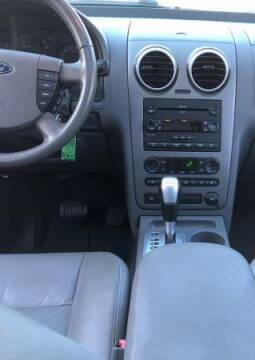 2006 Ford Freestyle for sale at Top Notch Auto Sales in San Jose CA