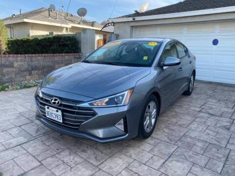 2019 Hyundai Elantra for sale at Top Notch Auto Sales in San Jose CA