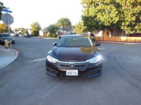 2017 Honda Civic for sale at Top Notch Auto Sales in San Jose CA