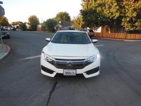 2016 Honda Civic for sale at Top Notch Auto Sales in San Jose CA