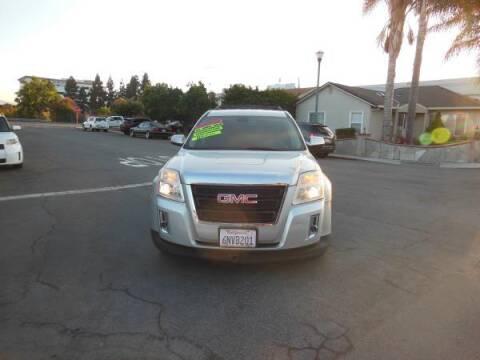 2011 GMC Terrain for sale at Top Notch Auto Sales in San Jose CA