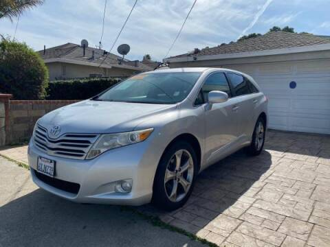2012 Toyota Venza for sale at Top Notch Auto Sales in San Jose CA