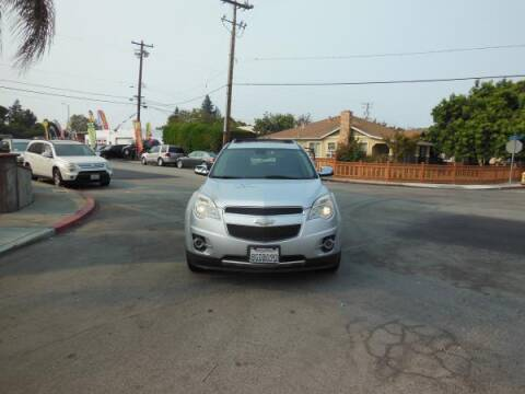 2010 Chevrolet Equinox for sale at Top Notch Auto Sales in San Jose CA