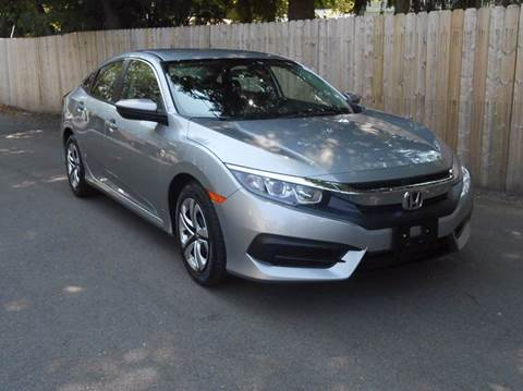 2016 Honda Civic for sale in Lincoln, RI