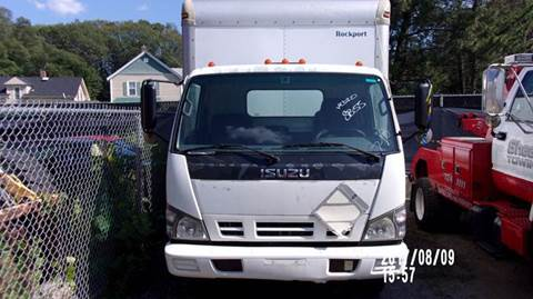 2006 Isuzu NQR for sale in Lincoln, RI
