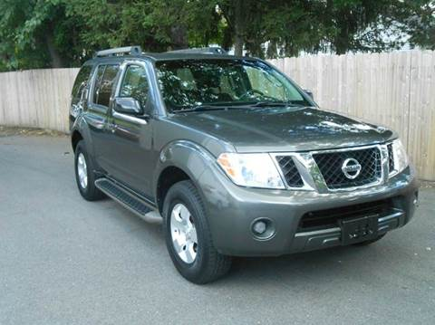 2008 Nissan Pathfinder for sale in Lincoln, RI