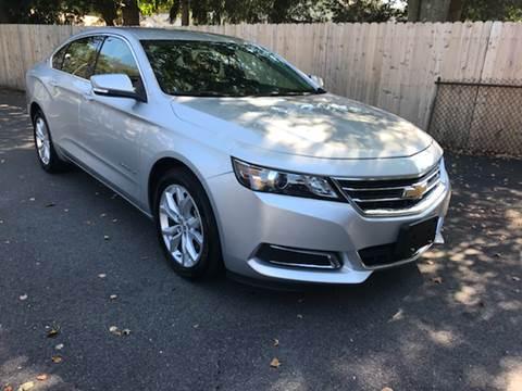 2017 Chevrolet Impala for sale in Lincoln, RI