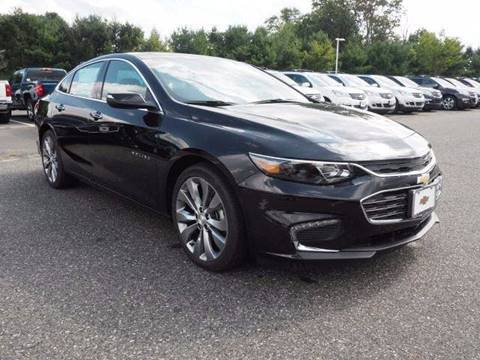 2017 Chevrolet Malibu for sale in Lincoln, RI