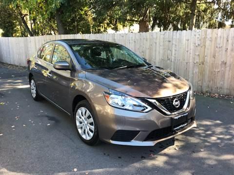 2016 Nissan Sentra for sale in Lincoln, RI
