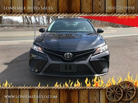 2019 Toyota Camry for sale in Lincoln, RI
