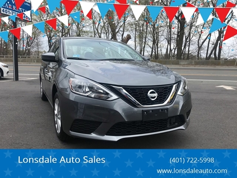 2018 Nissan Sentra for sale in Lincoln, RI