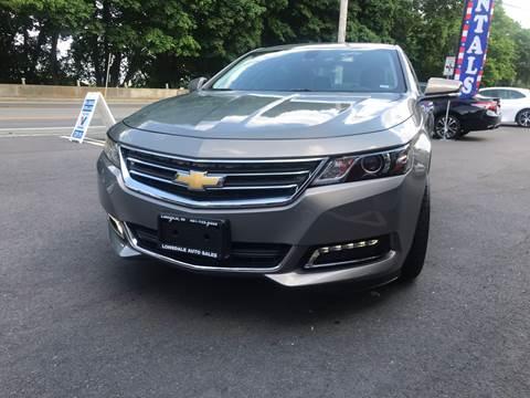 2019 Chevrolet Impala for sale in Lincoln, RI