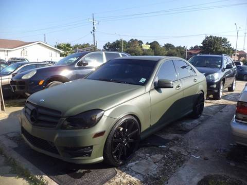 2012 Mercedes-Benz C-Class for sale in Slidell, LA
