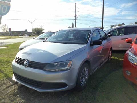 2011 Volkswagen Jetta for sale in Slidell, LA