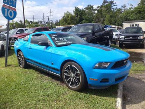 2011 Ford Mustang for sale in Slidell, LA
