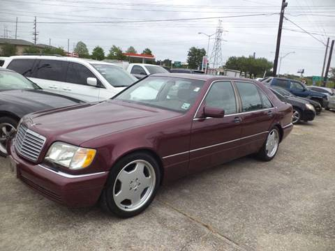 1996 Mercedes-Benz S-Class for sale in Slidell, LA