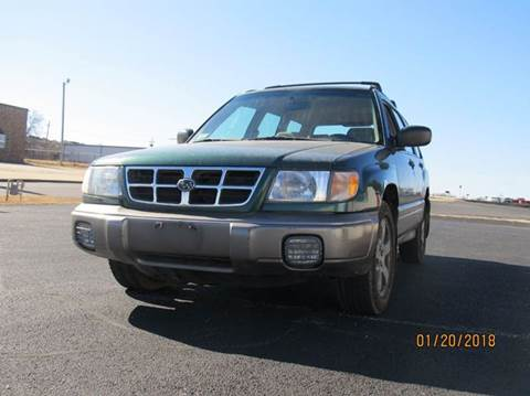 1999 Subaru Forester for sale in Tulsa, OK