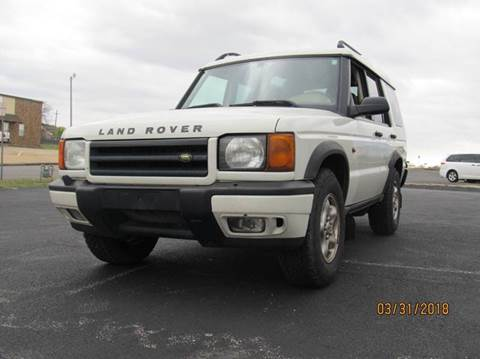 2000 Land Rover Discovery Series II for sale in Tulsa, OK