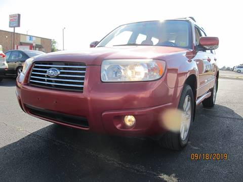 2006 Subaru Forester for sale in Tulsa, OK