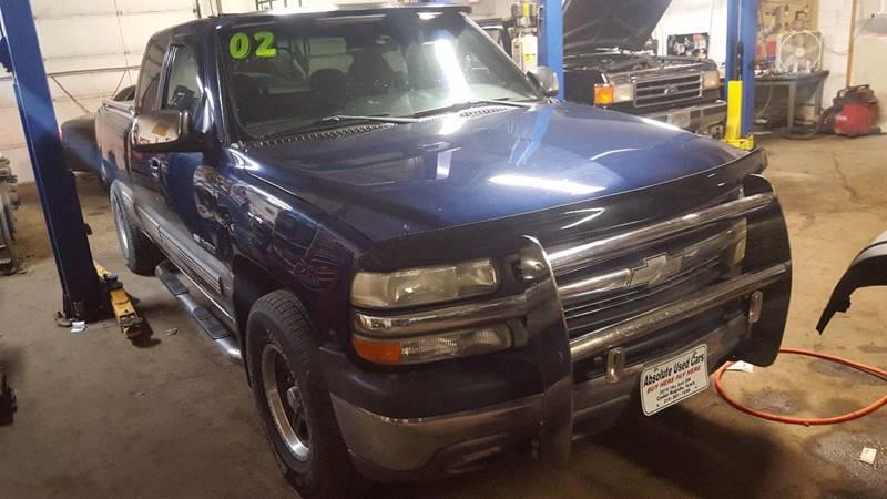 2001 Chevrolet Silverado 1500  - Cedar Rapids IA